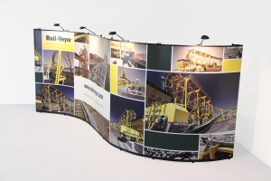 20 ft. Pop-Up Display